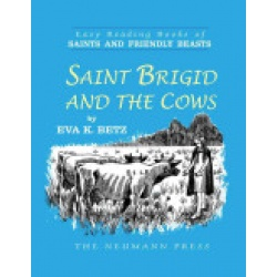 Saint Brigid and the Cows