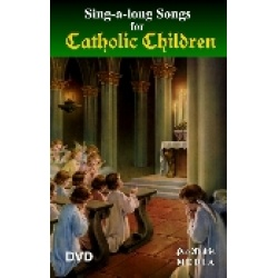 Sing-a-long Songs for Catholic Children DVD