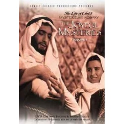 Life of Christ Joyful DVD