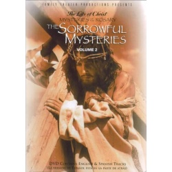 Life of Christ Sorrowful DVD