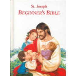 New-- Saint Joseph Beginner\'s Bible