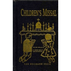 Latin Mass Children's Missal Black Cover